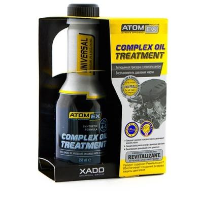 Complex oil tritment
