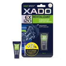 XADO Revitalizants EX120 pārnesumkārbām un reduktoriem (9ml)