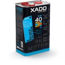 5W-40 SM/CF XADO LX AMC Black Edition Oil